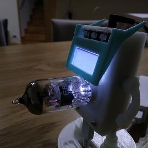 フリー版「Tube-Man 0+」ケース 基本パーツ(STLデータ)