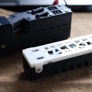 Mobile Pos Neg Battery シリーズ用ケース(STLデータのみ)