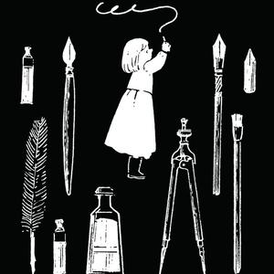 「とつくにの少女」描き下ろしメモ帳