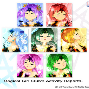 Magical Girl Club's Activity Reports.