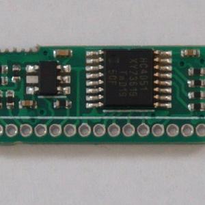 静電容量スイッチスキャン用モジュール