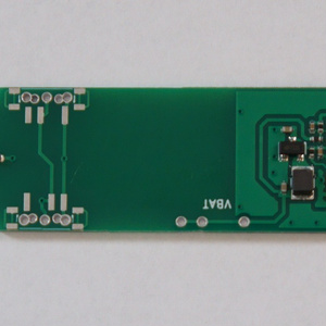 単4電池昇圧モジュール