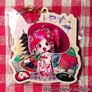 京テトさんストラップ【重音テト】