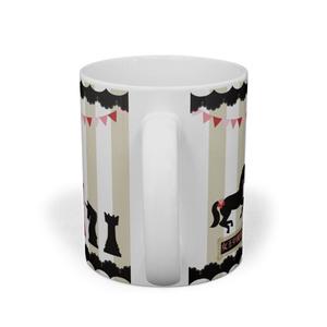 オトメスミレマグカップ【女王の風格】