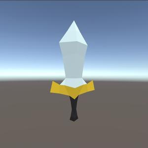 「剣」3D 素材