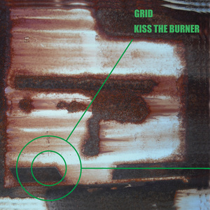 KISS THE BURNER 『GRID』 (MYWR-190)