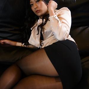 【高解像度DLデータ付】PANSTIZM 外資系商社役員秘書 美紅
