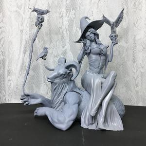 ドゥウルの森の魔女