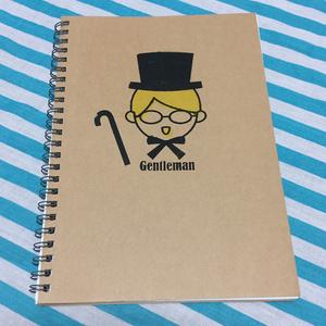 Gentlemanノート