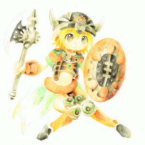 太陽の戦士 A