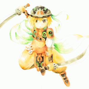 太陽の戦士 B
