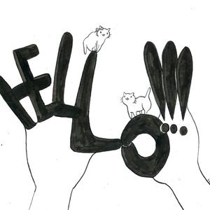 「ハロー‼︎!」
