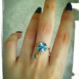 菊紋用-指輪金具-