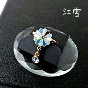 菊紋 -指輪-