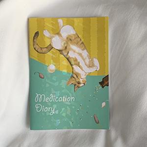 プッケさんのお薬手帳