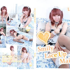 Smily Lace Up Maid!!