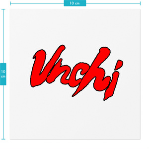 unchi(ウンチ)ステッカー