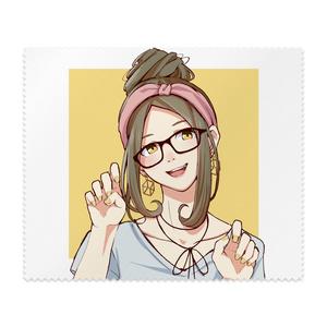 MEGANE BOOK メガネ拭き 1-D