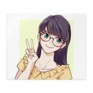 MEGANE BOOK メガネ拭き 1-G