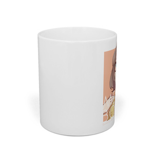 「MEGANE BOOK18」マグカップ