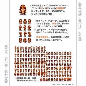 『戦国モノ』第一弾・赤軍基本セット(Ver2.1)