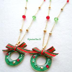 小さなクリスマスリース