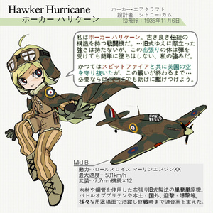 RAF WARBIRDS PERSONIFICATION