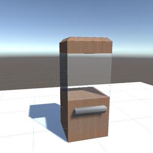 「3Dモデル」ショーケース