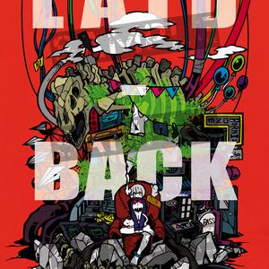 LAID‐BACK_ポストカード