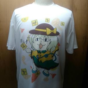 同人 Tシャツ 東方 85こいしV2