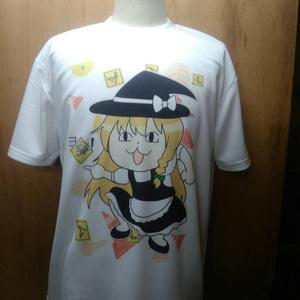 同人 Tシャツ 東方 95魔理沙V2