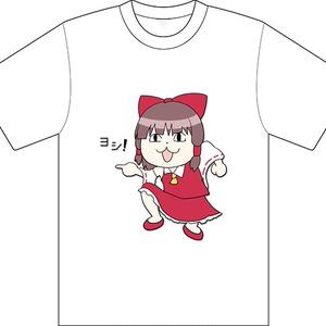 同人 Tシャツ 東方 98霊夢
