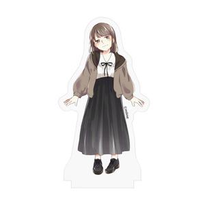 【ようこそ終わりの境界へ】矢野 美咲 アクリルフィギュア
