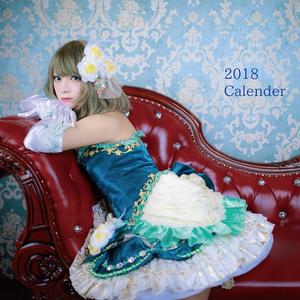 C93 新作 2018年カレンダー