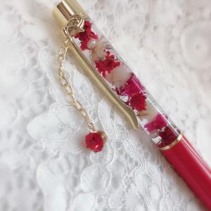 【刀剣乱舞】加州清光イメージハーバリウムペン
