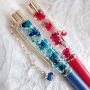 【刀剣乱舞】大和守安定イメージハーバリウムペン