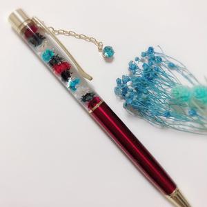 【刀剣乱舞】和泉守兼定イメージハーバリウムボールペン