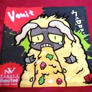 にごりゲロハンカチ Cloth of Nigori`s vomiting