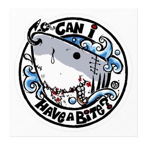 サメのホオジロー(Bite-L)