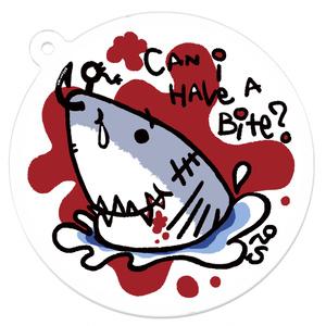 サメのホオジロー(blood)
