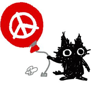 フーセン小僧-peace