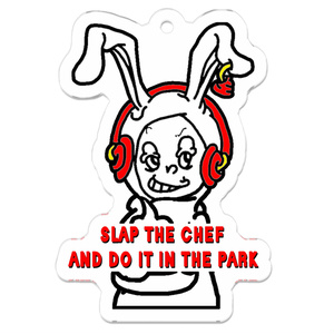 Do it in the Park アクリルキーホルダー