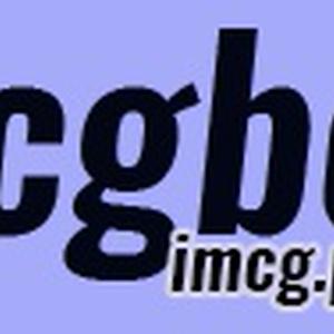デレマスボーダーbot ロゴ画像(Cool版)