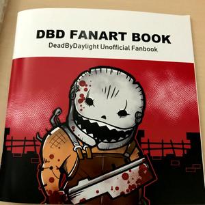 DBD FANART BOOK