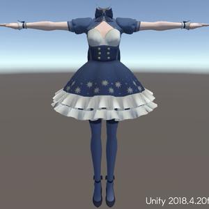 星屑のドレス(StarDustDress)