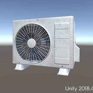 室外機(Air Conditioner Outside Unit)