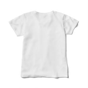 """DISCIPLINE"" T-shirt, Women's (White)"