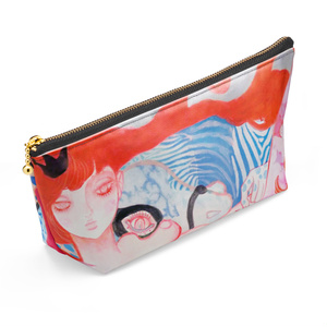 """""""HORSES AND I"""" Makeup pouch"""