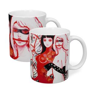"""2 variations """"DISCIPLINE"""" Mug"""