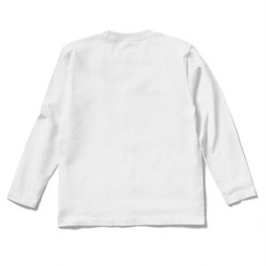 """""""DISCIPLINE"""" Long-sleeve shirt (White)"""